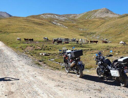 September 2020 – Onverharde passen in de Franse-Italiaanse Alpen